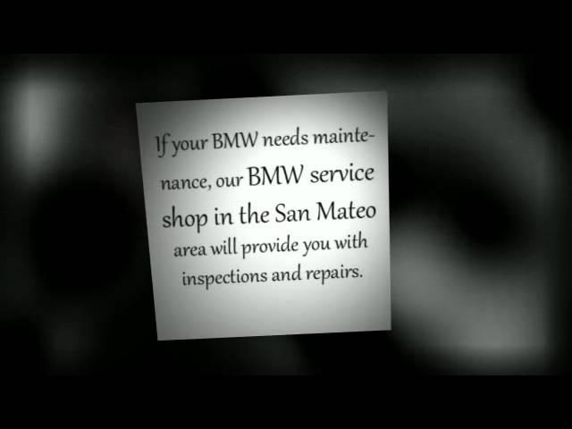 BMW Service in San Mateo