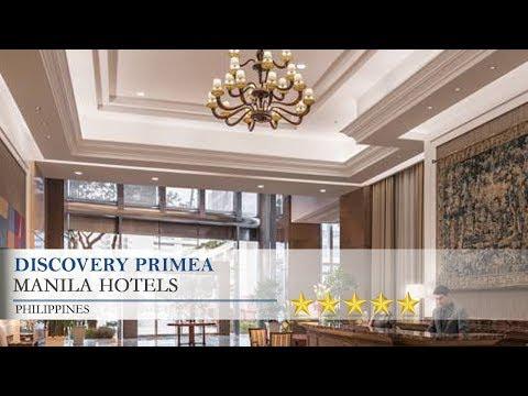 Discovery Primea - Manila Hotels, Philippines