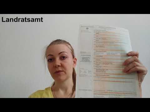 D-Visa (Национальная немецкая виза)