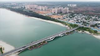 World Biggest Mega Construction Project China Hainan Ocean Flower Island