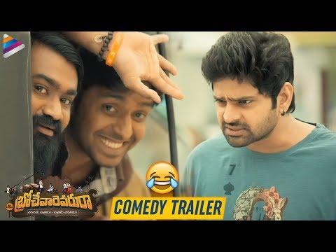 Brochevarevarura COMEDY TRAILER | Sree Vishnu | Nivetha Thomas | Priyadarshi | 2019 Telugu Movies