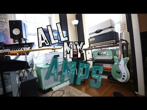 All Of My Amps ( 2018)