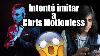 Imitando a Chris Motionless  | Isa Valdes