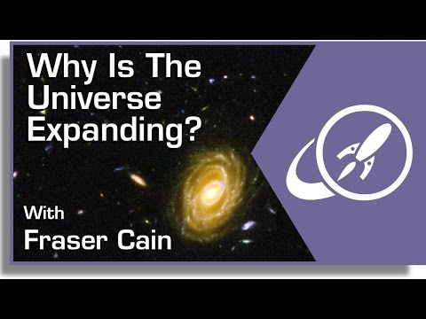 What's Causing The Universe To Expand? The Mystery of Dark Energy