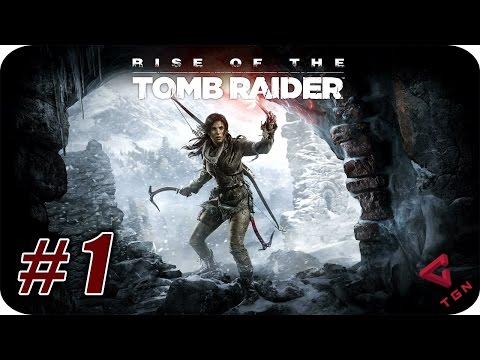 Rise of the Tomb Raider - Gameplay Español - Capitulo 1 - La Trinidad - 1080pHD