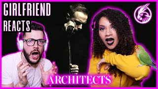 """GIRLFRIEND REACTS - Architects """"A Match Made In Heaven"""" - REACTION / REVIEW + HOLY HELL DISCUSSION"""