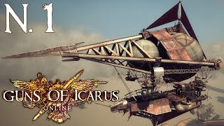 The Squad Sets Sail - Guns of Icarus Online