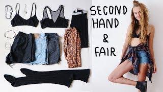 Mein Kleiderschrank | Minimalismus, Ethik & Nachhaltigkeit | #fashionhaul