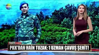 PKK'dan hain tuzak: 1 uzman çavuş şehit!