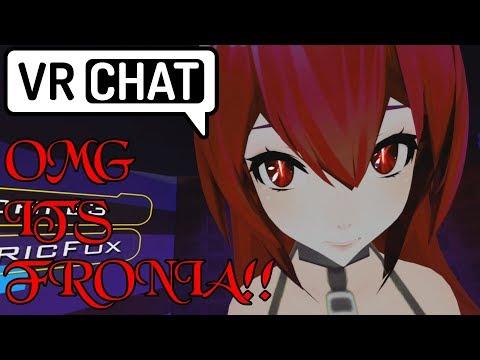 ResStreams VRChat Drunk: OMG IT'S FRONIA!!!!