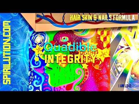 ★ Hair Skin & Nails Formula★  (Subliminals Brainwave Entrainment Vibration Energy  Frequencies)