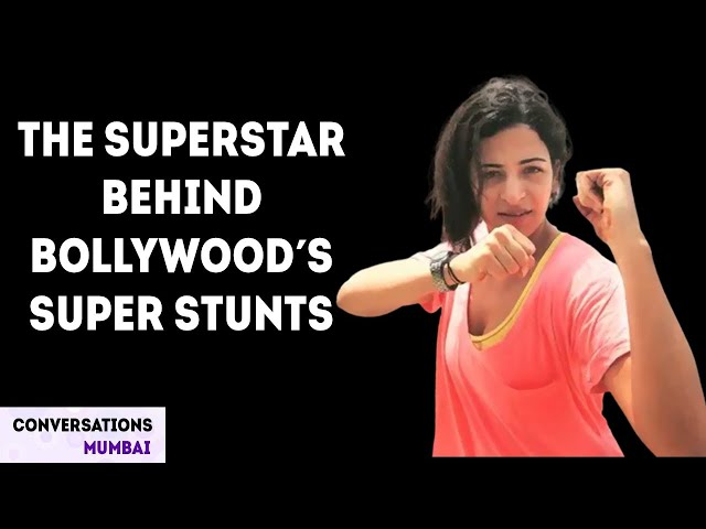 Stuntwoman behind Bollywood action scenes of Dhoom, Bang Bang, Krrish | Sanober Pardiwalla's Story
