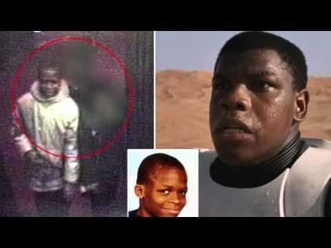 Star of Star Wars was last to see Damilola Taylor alive: Murdered boy's father reveals