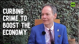 Keiser Report: Curbing Crime to Boost the Economy (E1505)