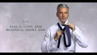 Video How To Tie A Tie - Pratt Knot | Brooks Brothers download MP3, 3GP, MP4, WEBM, AVI, FLV Juni 2018