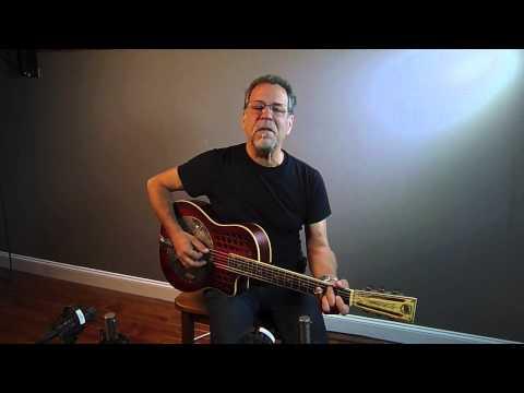 Dream Guitars Performance - Cliff Eberhardt -
