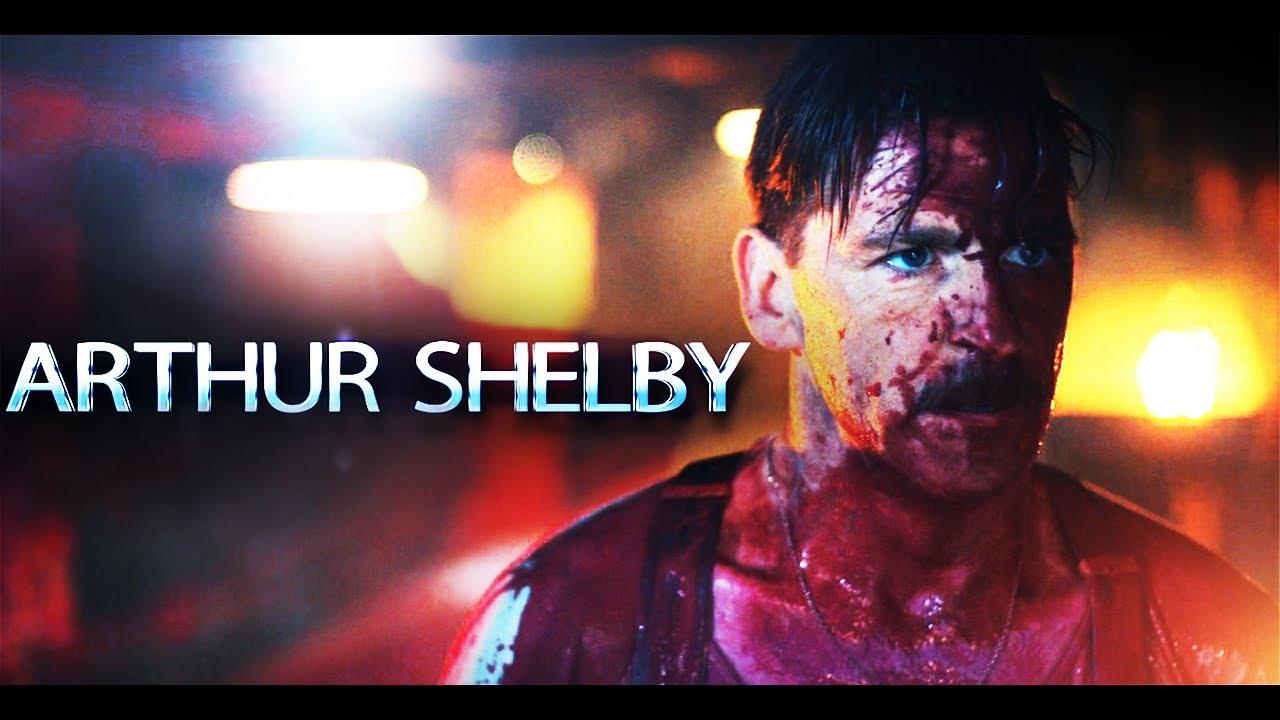 Arthur Shelby | É Tudo Culpa Minha! (Peaky Blinders)
