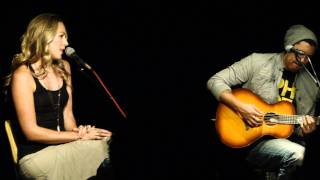 Colbie Caillat - Breakeven/Fast Car Live at Studio C Cities 97