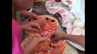 кулинарный мастер класс для детей-сирот в ресторане DOR(, 2016-08-03T07:11:30.000Z)