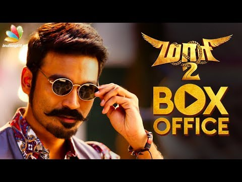 Maari 2 is Leading in the Race | Box Office Collection | Dhanush, Sai Pallavi Movie