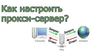 видео Как сделать свой прокси сервер?