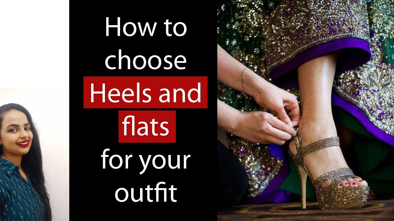 How to select footwear that can make you look Perfect