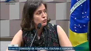Movimento pela Base Nacional Comum Curricular é explicado por Alice Ribeiro
