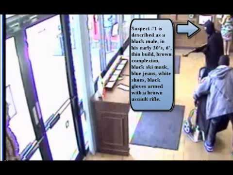 Police enhan... Dunbar Armored Robbery