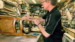 Chair Repair Training (W/O Music Bed)