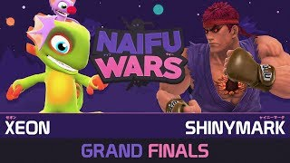 Grand finals of Naifu Wars #12! This event had 131 entrants. Full r...