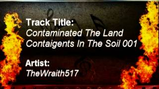 Contaminated The Land Contaigents In The Soil 001