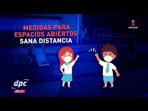 Regreso a clases en Campeche por semáforo verde