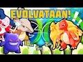 Pelataan Pokemon GO - EVOLVATAAN POKEMONEJA JA AVATAAN MUNIA