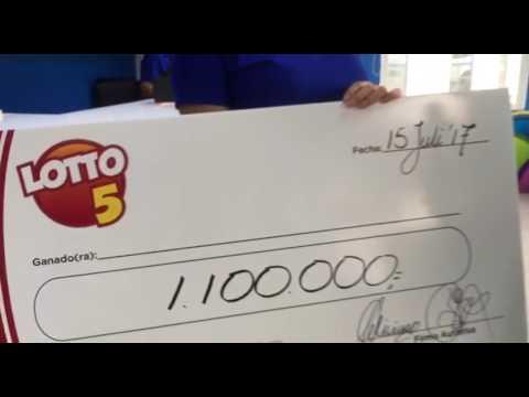 Diasabra mas cu un miyon atrobe cu Loteria di Aruba y Lotto 5