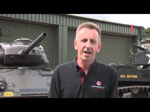 Inside the Tanks : The M5 Stuart & M24 Chaffee - World of Tanks