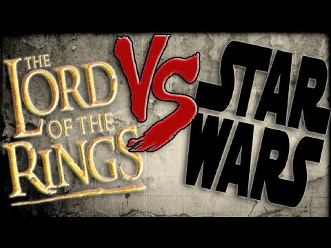 Lord Of The Rings Trilogy VS Star Wars Trilogy