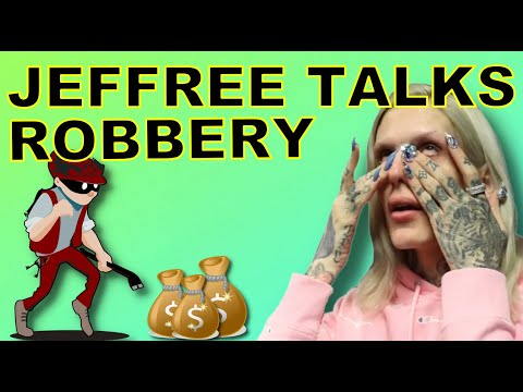 JEFFREE STAR TALKS WAREHOUSE ROBBERY thumbnail