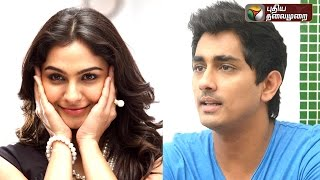 Siddharth pairs up with Andrea for 'The House Next Door' film