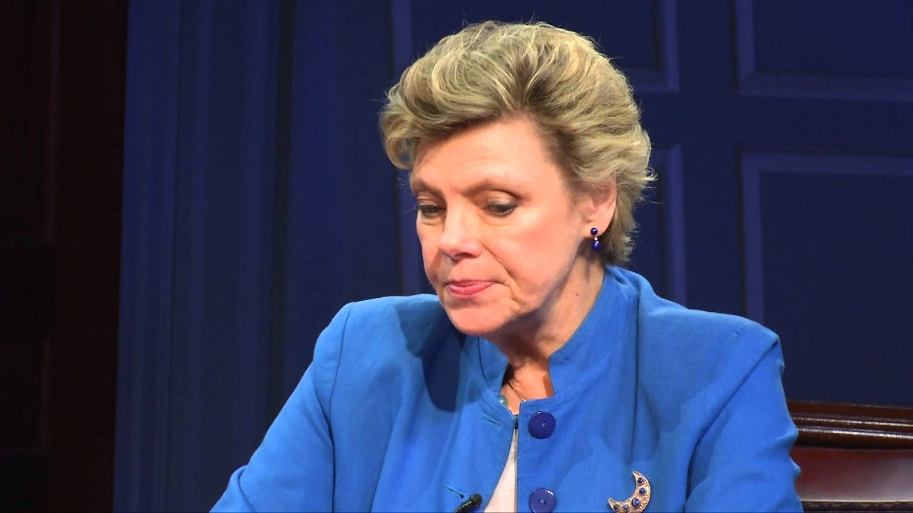 Cokie Roberts–Could Trump Win GOP? - YouTube