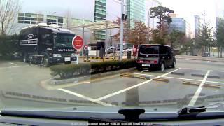 GPASS 블랙박스 AP1000 주차영상 By 에어포인…