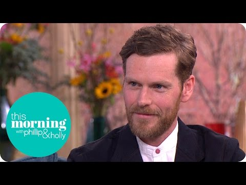 Shaun Evan On Endeavour's New Series  This Morning