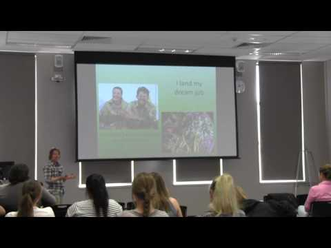 Beyond the Classroom: Agriculture, Food & Environment    Alice Warner