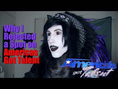 Why I Rejected a Spot on America's Got Talent