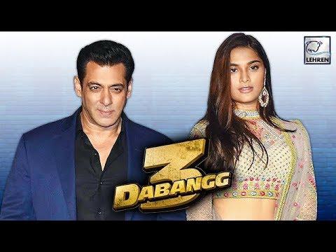 Salman Khan FINALLY INTRODUCES Dabangg 3 Actress  | LehrenTV Mp3