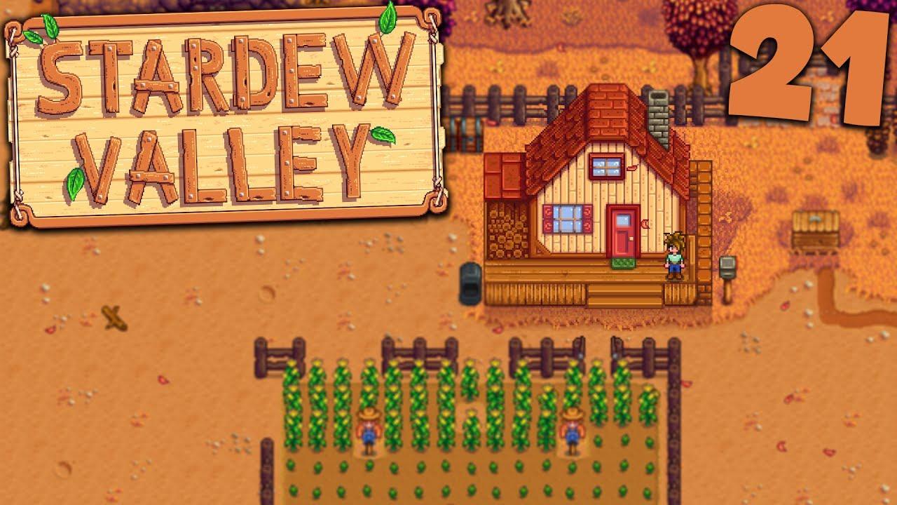 Mein Haus Wurde Verbessert Stardew Valley 21 Gamerstime