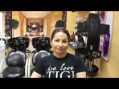 Почему стилист-парикмахер Эллина Борецкая носит магнитные браслеты.