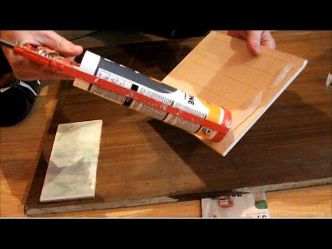 Керамическая плитка на деревянный пол (ПОСВОРУ)