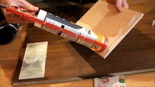 Керамическая плитка на деревянный пол (ПОСВОРУ)(Успешный эксперимент по приклеиванию керамической плитки на деревянное основание силиконовым герметиком..., 2016-04-29T09:04:49.000Z)