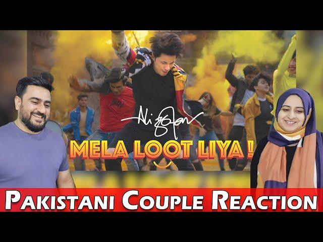 Ali Zafar | MELA LOOT LIYA | Cricket Anthem 2020 | Pakistani Couples Reaction
