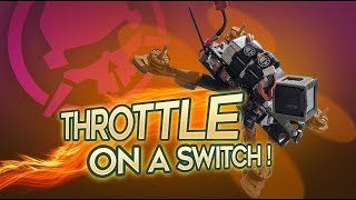 Throttle on a Switch!
